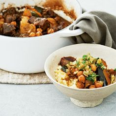 Lamb Tagine with Squash and Chickpeas recipe, Gwyneth Paltrow, It's All Good. Find this and more Gwyneth Paltrow recipes at Red Online.