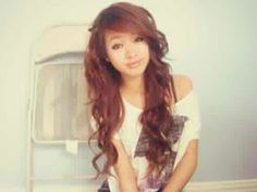 The Hair ♥ Yeah! I like that kind of Hair style ♥  -Jackie Marie Tran ♥