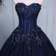 Ball Gown Appliques Sweetheart Beading Court Train Quinceanera Dress