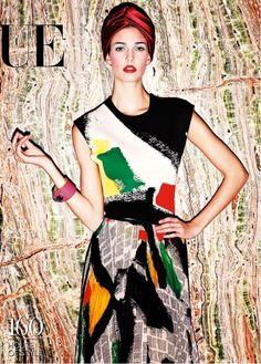 Kendra Spears Vogue Thailand