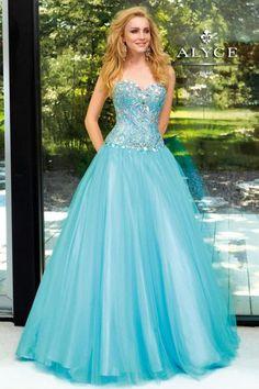 Alyce 6109 at Prom Dress Shop | Prom Dresses