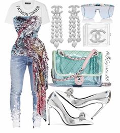 look at my knockoffs, I told 'em knock it off Anything the King do, you know they knock it off Put my crown on again, and I'ma knock it off… Trend Fashion, Denim Fashion, Love Fashion, Fashion Looks, Fashion Outfits, Womens Fashion, Fashion Stylist, Stylish Outfits, Cool Outfits