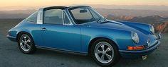 1967 Porsche Targa 911