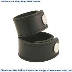 Leather cock ring ball stretcher available in the bal stretcher category at esmale http://www.esmale.com/ball-stretchers/p0/175.htm