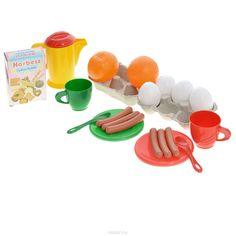 """Купить игровой набор molto """"продукты для завтрака"""", 22 предмета - детские товары Molto в интернет-магазине OZON.ru, цена игровой набор molto """"продукты для завтрака"""", 22 предмета."""