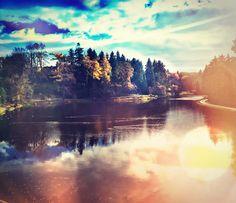 Pop Up, River, Mountains, Nature, Outdoor, Outdoors, Naturaleza, Popup, Outdoor Games
