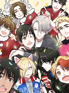 Victuuri for the win!!!