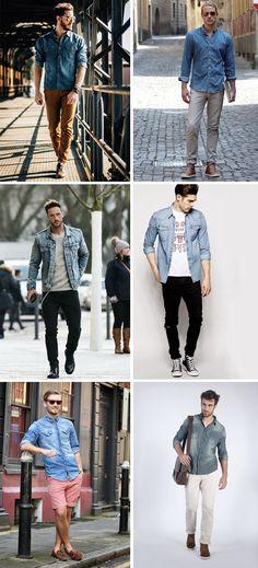 JEANS PARA HOMENS: COMO IR ALÉM DO BÁSICO?  Dicas para explorar seu jeans que tá guardado no armário