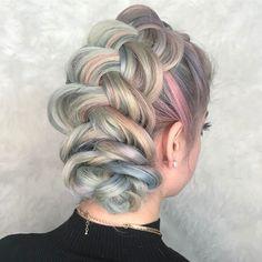 Heather Chapman Hair (@heatherchapmanhair) Dutch braid