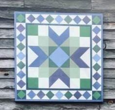 Love the colors Barn Quilt Designs, Barn Quilt Patterns, Quilting Designs, Pallette Signs, Table Topper Patterns, Indoor Crafts, Painted Barn Quilts, Barn Signs, Barn Wood Projects