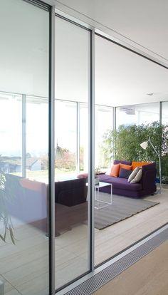 Sky-Frame Doors and Windows