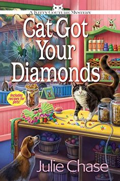 Cat Got Your Diamonds: A Kitty Couture Mystery by Julie C... https://www.amazon.com/dp/B01H082DOU/ref=cm_sw_r_pi_dp_RDOCxb2SSQTJP