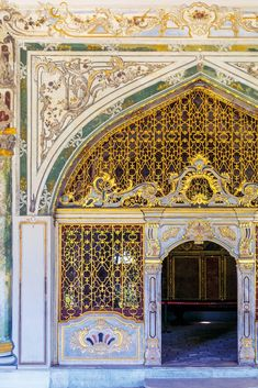 Topkapı Palace was the center of the Ottoman empire for 400 years. One has not seen Istanbul until one has seen Topkapı. Art Nouveau, Art Deco, Mehmed The Conqueror, Sultan Palace, Sultan Suleyman, Summer Palace, Ceiling Detail, Hagia Sophia, A Whole New World