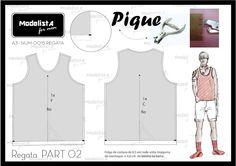 ModelistA: A3 NUMo 0015 REGATA - PART2