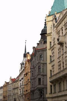 Prague. More on: www.thedashingrider.com