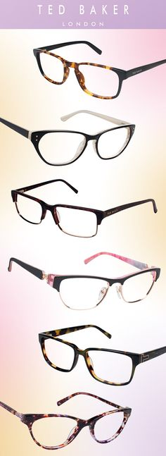 ef6e44dfb5 Ted Baker Specs for Quirky Flair  -  St.Lawrence Optical in Kingston