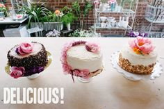 Store-Bought Cake Makeovers Pretty Enough for a Wedding!