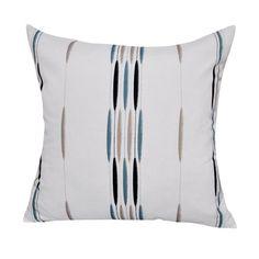 Simple Stripes Throw Pillow