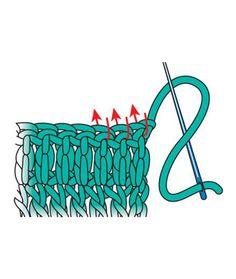Learn to Crochet - Finishing