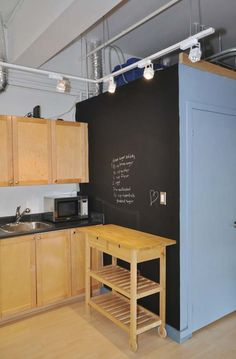 Maple Cabinets, Kitchen Cabinets, Black Appliances, Large Windows, Lofts, Toronto, The Neighbourhood, The Unit, Loft