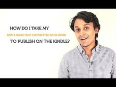 #44 - How should I format my e-book for the Kindle?