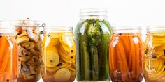 How to Pickle Basically Everything  The easiest way to preserve summer's flavors? Quick pickle them.