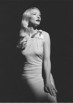 Cate Blanchett...<3