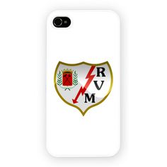 Rayo Vallecano FC iPhone Case Spain Football, Football Soccer, Ef Tours, Iphone, Madrid, June, Community, Lightning Bolt