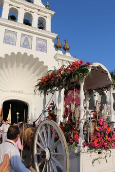 Reportaje de Jose Avilés (Hno. de la Hdad. de Ronda) sobre la #Romería2015 #Ronda #turismo #turismoandaluz #huelva #almonte #elRocío #Aventurole #aventura #turismocultural #ExperienciaRociera
