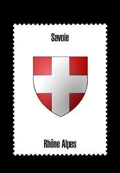 France • Rhône Alpes • Savoie (official  Savoie crest )