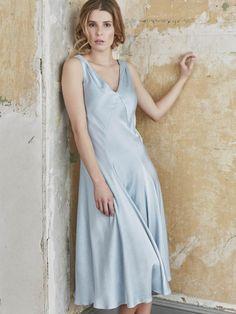 Ghost - Designer Wedding Dress Agency in London - The Collection Silk Satin Dress, Satin Dresses, Gowns, Ghost Fashion, Ghost Dresses, Bridesmaid Dresses, Prom Dresses, Designer Wedding Dresses, Night Gown