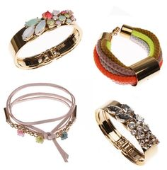 Sabrina Dehoff bracelets