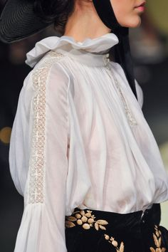 couture blouses - Google Search