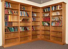 Custom-Made Bookcase
