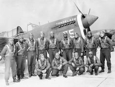 Tuskegee Airmen via Barnstorm