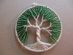 Easy Tutorial: Tree of Life Pendant
