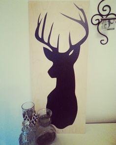 DIY deer board