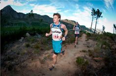 Stage Two at the ProNutro AfricanX Trailrun