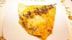 Ποντιακά πιτάκια σάτσ' περέκ, με κιμά ή τυρί Pineapple, Easy Meals, Yummy Food, Cheese, Fruit, Cooking, Recipes, Meet, Kitchen