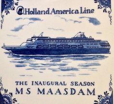 Buque de crucero Maasdam, Holanda