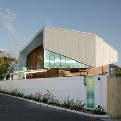 Swan Street Residence by Iredale Pedersen Hook #architecture