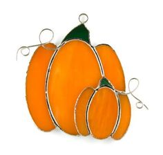 Switchables Stained Glass Pumpkins Nightlight Cover: