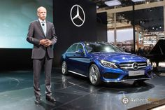 Auto China 2014: 2015 Mercedes-Benz C-Class L is a long-wheelbase sedan developed for China  http://www.4wheelsnews.com/auto-china-2014-2015-mercedes-benz-c-class-l-is-a-long-wheelbase-sedan-deve/