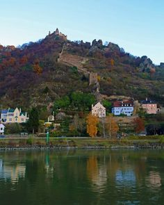 Sailing the Danube River along the Wachau Valley with Viking River Cruises