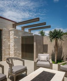 BLUFFTOP House - contemporary - patio - orange county - GRAHAM architecture