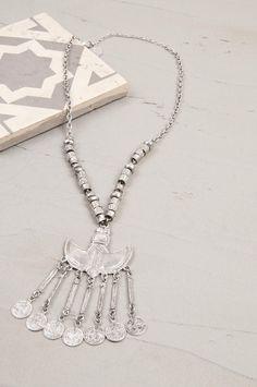 Visitá la nueva colección Invierno 16 en Rapsodia.com > Collar Ungar