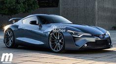 Toyota Supra 2018, esto es lo que sabemos por el momento - http://www.actualidadmotor.com/toyota-supra-2018/