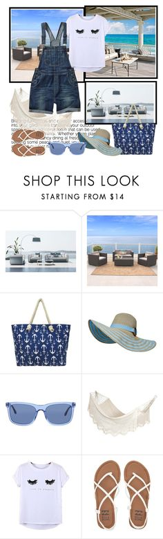"""""""Untitled #799"""" by misaflowers ❤ liked on Polyvore featuring Christopher Knight Home, Venus, Emporio Armani, Bloomingville, Chicnova Fashion, Billabong and Fat Face"""
