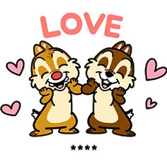 Chip 'n' Dale Custom Stickers Chip And Dale, Cartoon Stickers, Cute Stickers, Disney Drawings, Cartoon Drawings, Walt Disney Characters, Snoopy Wallpaper, Alvin And The Chipmunks, Disney Fanatic