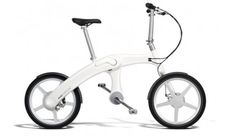 Something seems to be missing... The Mondo Footloose claims to be the world's first e-bike to operate without a chain